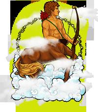 Horoscoop sterrenbeeld boogschutter